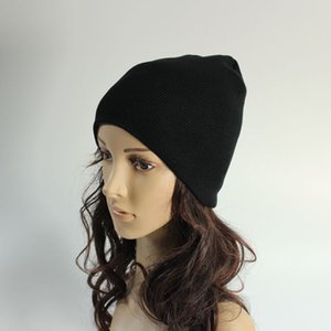 Wholesale styles burst black beanies hats caps fashion men and women wool hat hip hop creative embroidery knitted hat for adults