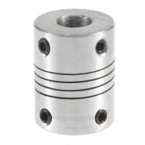 Wholesale flexible motor shaft couplings for sale - Group buy 5x8 mm flexible couplings Motor Jaw Shaft Coupler mm To mm Flexible Coupling OD x25mm Whoelsale