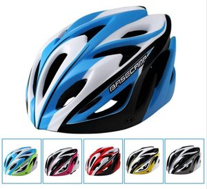 Wholesale BaseCamp New MTB Road Bike Helmet Super Light Cycling Helmet Integrally Molded Helmet Unisex Head Protection Anti UV Capacete