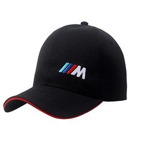 Wholesale LANZOOM2017 Men s Women s Racing Baseball Cap M Series Rally Motorcycle GP Hat Sun Cap Truck Driver Cap Adjustable