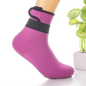 Wholesale Summer Watersports goods Unisex Diving Socks Beach Shoes Diving Thicken Snorkeling Socks Three colors optional