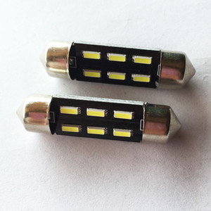 Wholesale 31mm mm MM mm led SMD Festoon Dome Car Light Interior Lamp Bulb Dome Ceiling Panel Light