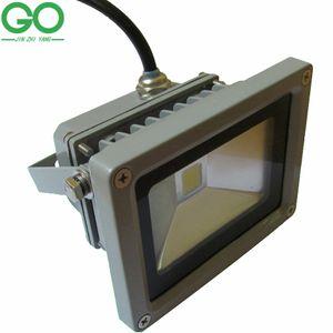LED 10W Floodlight LED Outdoor Lighting Flood Light Waterproof IP65 110V 120V 130V 220V 230V 240V Warm Cold Natural White Bridgelux Chip