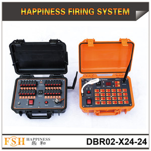 Wholesale FedEX DHL channels M wireless remote control happiness fireworks firing system