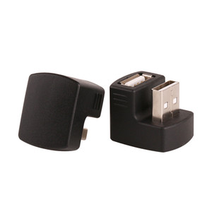 Wholesale ZJT49 Black Degree USB Male to A Female Extension Extender M F Adapter Cable Connector for G Router Car