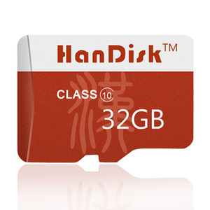 HanDisk 32GB Micro SD Card Quality Memory Card 32 GB MicroSD CardSD XC TF CE FCC certification on Sale