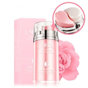 Rose Hyaluronic Acid Day Night Elastic Anti Wrinkle Eye Cream Removal Dark Circles Fine Lines Eye Dags Beauty Essential Products.