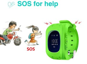 OLED Smart Kid Watch Safe GSM GPS Tracker For Children Smart watch Phone SOS Smart Watch F13 K37 Q50 for iOS Android
