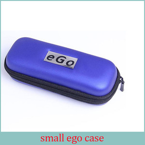 Wholesale EGO Electronic cigarette Zipper box case bag package with Zipper carrying for E cig Joye eGo T ego tank E cigarette