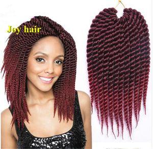 Free Shipping New Fashion 75g Havana Twist Crochet Hair Freetress Crochet Braids Hair Extension 12'' Havana Mambo Twist Crochet Braids Hair