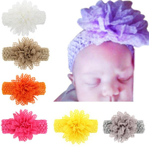 Wholesale High quality Baby lace mesh wide hair with hot section children headband hair accessories baby baby headband TG144 mix order pieces a