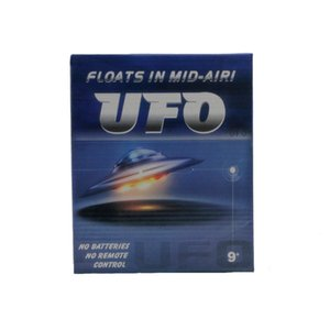 Wholesale Magic UFO Toys Floats In Midair Retail Box Package In One Carton Ship By EMS
