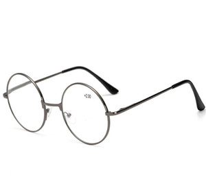 50676b022 Retro Metal Round Reading Glasses Men Women Eyeglasses Presbyopia Harry  Potter Reading Glasses 12pcs Lot Free