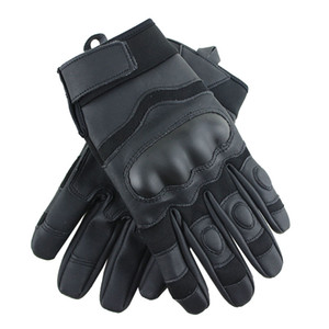 ingrosso guanti motocycle-Sport all aperto Motociclista Guanti da ciclismo Paintball Airsoft Shooting Hunting Tactical Gloves Full Finger Gloves NO08