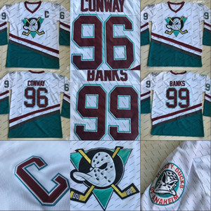 fulton achat en gros de-news_sitemap_homeMaillot de cinéma Les Mighty Ducks Of Anaheim Hommes Greg Goldberg Fulton Reed Gordon Bombay Charlie Conway Maillot De Hockey Adam Banks