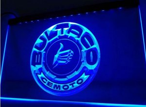 Bultaco Motorcycle bar Beer pub club 3d signs LED Neon Sign man cave