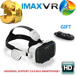 2016 Newest Original BOBOVR Z4 3D Glasses VR Virtual Reality Headset 3D Video Game Private Theater with Headphone+Controller