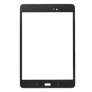 Wholesale 50PCS Tested Black White Gold For Samsung Galaxy Tab S2 8.0 T710 T713 T715 T719 Touch Screen Outer Panel Front Glass Replacement DHL Free