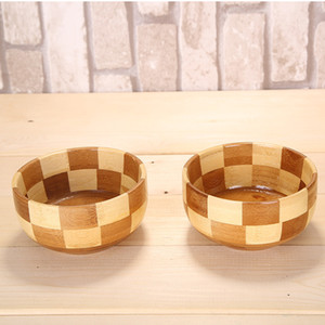 Manufacturers selling high-quality pure natural green bamboo bowl 10 yuan shop stall goods merchandise wholesale on Sale