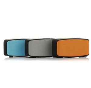 Mini Bluetooth Speaker with Volume Control Handsfree Support TF Card FM bluetooth Loud speaker N10 With 4 Colors