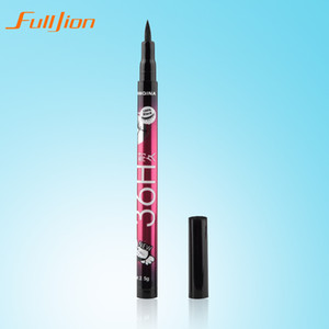 Wholesale- NEW Black Waterproof Liquid Eyeliner Make Up Long-lasting Eye Liner Pencil Makeup Tools for women beauty comestics tools