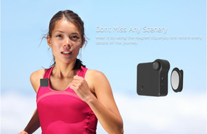 Wholesale HD P H Wearable Magnet Wifi Camera MP4 Video Format CMOS Sensor P2P Remote IP Connection Body Cam Cooky Life Camera