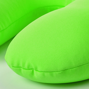 U Shaped Travel Pillow Pure Color Rest Pillow Cushion Neck Car Flight Multicol Airplane Car Travel Pillow Foam Bedding Set