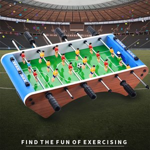 Wholesale Foosball Table Competition Sized Soccer Arcade Game Room Table Games Football Indoor Arcade Family Sports Toys for Kids Leisures