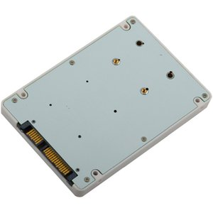 Wholesale mSATA to quot SATA SSD Enclosure Adapter Case mm Slim Solid State Drive