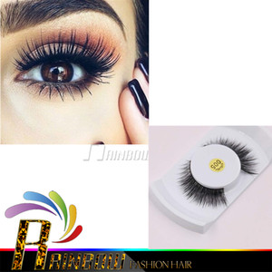 Wholesale Factory supplied price hand made Korean technique mink hair real mink fur false eyelashes for