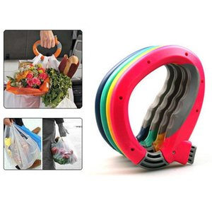 Wholesale Top quality Trip Grips Shopping Grocery Bag Holder Handle Carrier Lock Kitchen Tool Gift Baskets Dishes