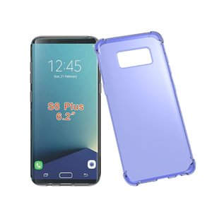 Wholesale For Samsung Galaxy S8 Plus Anti Shock Transparent Mobile Phone Case Back Protective Cover Hot Selling Items Price