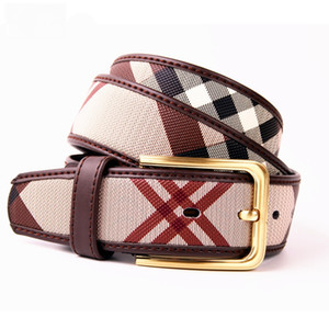 NEW High Quality Belt For Men Women Fashion Cintos Femininos Pinhole button Casual Simple Luxury Belts designer belts men high quality