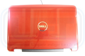 for DELL INSPIRON M4040 N4050 LCD BACK TOP COVER LID REAR CASE RED M76C7 0M76C7