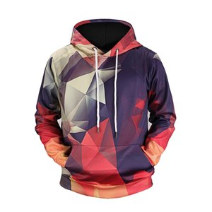 Wholesale Paint Splatter Printed D Mens Hoodie Sweatshirts Unisex Pullover Fashion Tracksuits Boy Jacket Novelty Streetwear Quality Coats BL