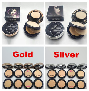 Wholesale sliver prices for sale - Group buy Price New Arrival Hot brand Makeup Two Powder Double Powder Blush Gold Sliver Good Quality DHL In Stock