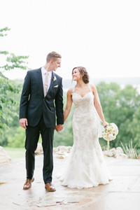 Wholesale Custom Made plus size Sheath country Wedding Dresses cheap Mermaid Applique Spaghetti wedding dresses Criss Cross Bridal Gowns