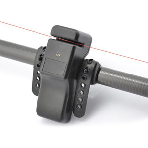 Wholesale Digital Fishing Bite Alarm Electronic Fish Finder Bell LED Light Clip on Fishing Rod Black for Night fishing