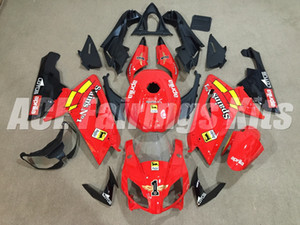 New Injection ABS motor Full bike fairing kits for aprilia RS125 2006-2011 RS 125 06 07 08 09 10 11 RS4+Tank cover bodywork set red black
