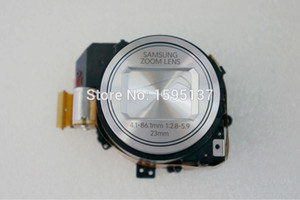 Freeshipping NEW Lens Zoom Unit Repair Part for SAMSUNG EK-GC200 GC200 Digital Camera Galaxy Camera 2 Silver black