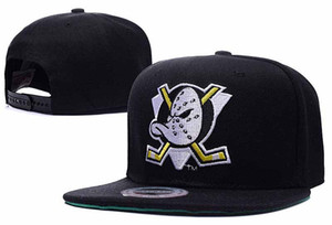 Wholesale 2017 New Hot Sale Anaheim Mighty Ducks camo Embroidery For Women gorras bones Hip Pop Hats Fashion Baseball Caps Snapback