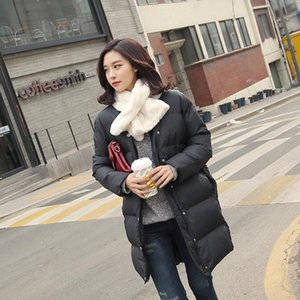 Wholesale The Korean version of the spring and autumn and winter black rabbit fur collar Plush scarf female white collar head set of Korean Students