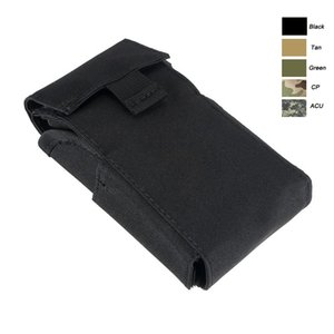 Wholesale ammo pouches resale online - Outdoor Camouflage Pack Magazine Mag Pouch Cartridges Holder Ammunition Carrier Shell Reload Tactical Molle Ammo Shell Pouch P17