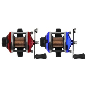 Wholesale Right Handed Reel Round Baitcasting Fishing Reel Saltwater Fishing Reel New Arrival