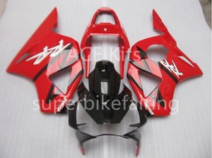 Wholesale honda 954 black red fairings for sale - Group buy 3 free gifts Motorcycle Fairing kit For HONDA CBR900RR CBR RR ABS Fairings set black Red AF12