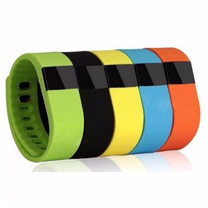 Wholesale TW64 Watch Smart Bracelet Bluetooth Smart Wristbands Watch Fitness Activity Tracker Bluetooth Band for IOS Android Cellphone