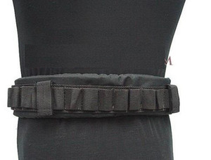 Wholesale ammo pouches resale online - Fit for Shotgun Shell Bandolier Belts Ammo Holder Belt Magazine Pouch Adjustable Nylon Waistband