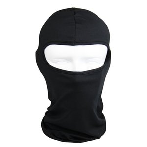 Wholesale High quality Balaclava Breathable Speed Dry Outdoor Sports Riding Ski Mask Tactical Head Cover Motorcycle Cycling UV Protect Full face