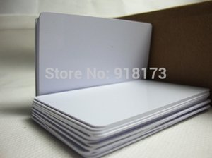 Wholesale- 4140pcs lot Inkjet Printable blank PVC card for Espon printer, for Canon printer on Sale