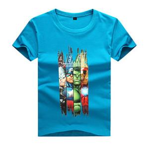 2017 SUMMER Spring children's clothing BOY t shirt 3-11 years kids fashion t-shirt for BOY hulk avengers hulk short sleeve t-shirt boys
